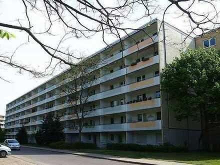 3- Zimmer Wohnung - großer Balkon