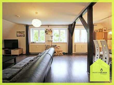 Großzügige Dach-Maisonette-Wohnung in perfekter Pendlerlage