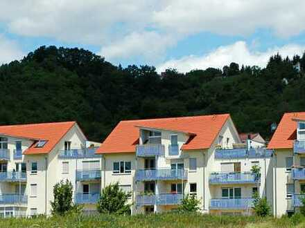 helle 2-Zimmerwohnung mit Balkon