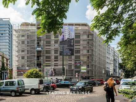 Lichtdurchflutete 3Zi-Wohnung, mit wunderschönem Blick - in Kö-Nähe!