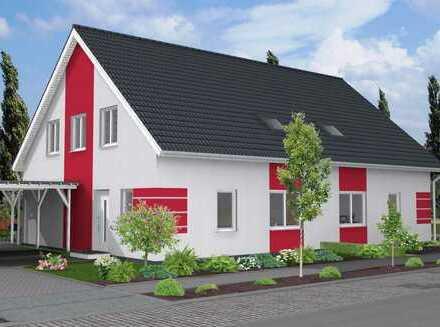 Doppelhaushälfte auf schönem Eckgrundstück in Bedburg-Hau! Ihr Traum vom Eigenheim.