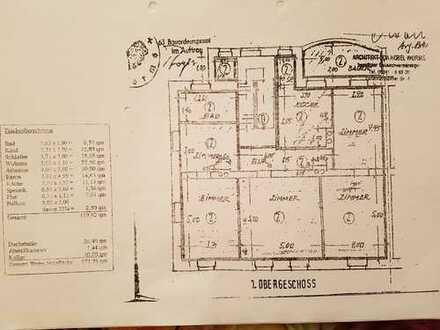 Schöne 4,5 Zimmerwohnung in Worms-Innenstadt von Privat zu verkaufen