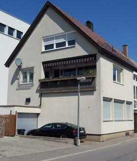 Wohnen und Arbeiten mitten in Böblingen - geräumiges lichtdurchflutetes Haus
