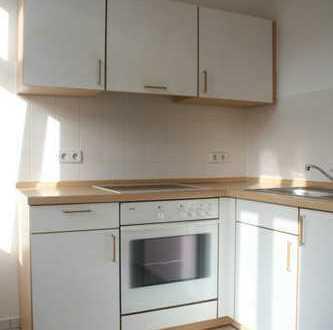 Und die Küche ist schon da!!! - Süße 1-Raum mit Laminat und EBK im Schloßviertel