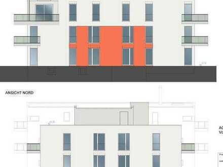 ERSTBEZUG! Helle 3-R-Wohnung mit Balkon, Keller, Rollläden, KfW 55 etc.