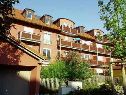 Provisionsfrei: Großzügige und ruhig gelegene 4-Zi.-Maisonette-Wohnung in Grafing b. München (S4)