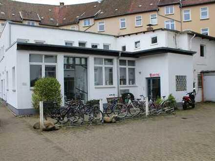 Haus in Innenhoflage im östlichen Ringgebiet