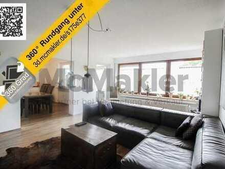 Modernisierte 4-Zimmer-Eigentumswohnung in idyllischer Randlage von Erlangen!