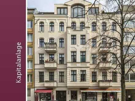 Vermietete Dreizimmerwohnung unweit des Savignyplatzes