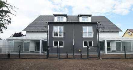 Exclusive Doppelhaushälfte mit fünf Zimmern in Bamberg (Kreis), Hirschaid zu vermieten