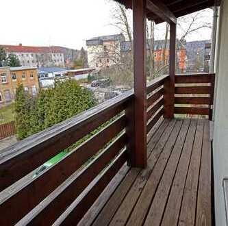 ***Hier bin ich Richtig! - 2-Raum-Wohnung mit Balkon in Aue/ Zeller Berg***