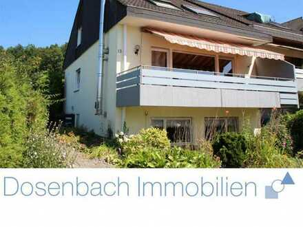 großzügige Doppelhaushälfte in naturnaher Lage in Rümmingen