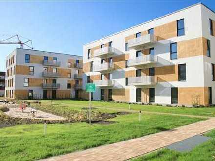 Theodor-Fontane-Höfe - 3 Zimmer mit Terrasse und EBK im Erstbezug mieten!