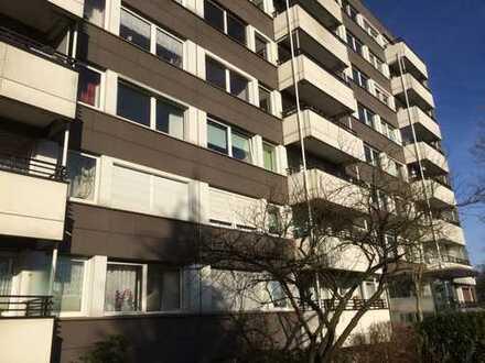 Gehobene und attraktive 4-Zimmer-Wohnung mit Balkon in Mülheim an der Ruhr