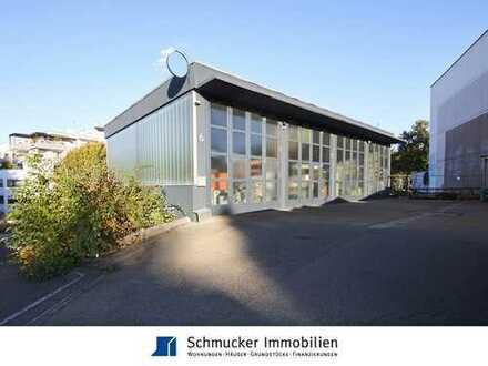 Attraktives Gewerbeobjekt mit Baugrundstück in Fellbach