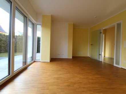 Exklusive 2-Zimmer-Wohnung im Erdgeschoss mit Garten
