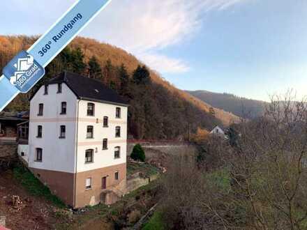 Großzügiges Wohnhaus mit vielen Möglichkeiten und traumhaftem Weitblick in Hönningen