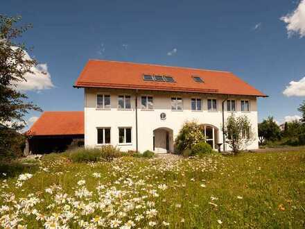 großzügiges Architekten-Haus, nahe Ortsmitte mit Option