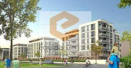 ~ Erstbezug: helle 2-Zimmer Wohnung mit Wannen & Duschbad, Fußbodenheizung... ~
