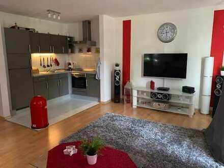 Wunderschöne, helle 2 ZKB Wohnung mit Balkon in Bensheim-Auerbach / frei ab 01.04.2020