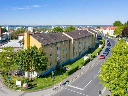 3 Zimmer-Wohnung in Amberg - 3 Kaltmieten frei bei Selbstrenovierung