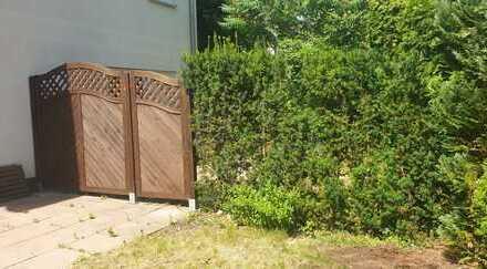 Gepflegte Doppelhaushälfte mit Garten unweit des Ausstichgeländes Röntgental