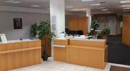 Zentral gelegene Büroeinheit ab sofort in Bad Salzungen zu vermieten