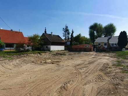Baugrund in der Stadt Moosburg!