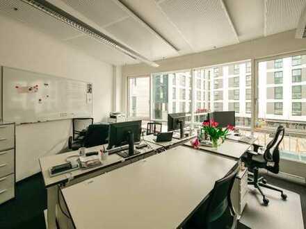 ETK. Representatives Büro / All inklusive Miete / Central Tower / 10 Personen