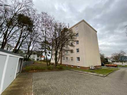 WILLKOMMEN DAHEIM: Modernisierte 4-Zimmer Wohnung in Coburg - Wüstenahorn zu vermieten