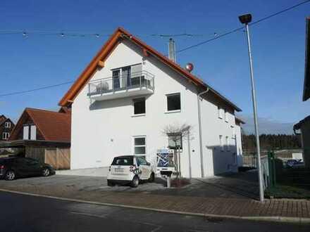 Neuwertige 4-Zimmerwohnung in Schellbronn mit Balkon