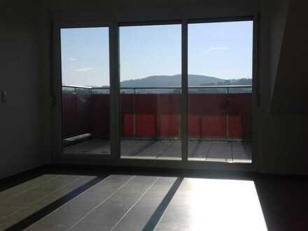 Tolle 4-Raum-Dachgeschosswohnung mit herrlichem Ausblick