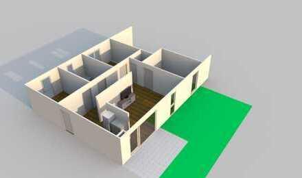 4-Zimmer-Terrassenwohnung EBK in Taunusstein