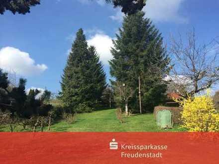 Schönes Wohnbaugrundstück in Dornstetten-Aach