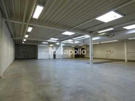 Ca. 300 m² Lagerfläche | flexibel nutzbar | frequentierte Lage