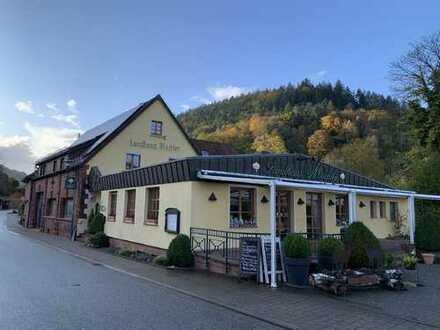 Bestens funktionierende Gaststätte mit Rang und Namen sucht neuen Eigentümer