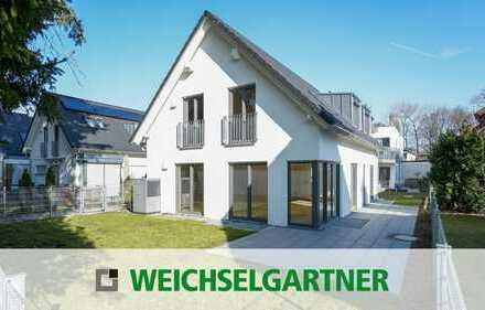 Erstbezug: Sonniges freistehendes Einfamilienhaus in ruhiger und grüner Wohnlage