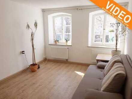 Kleine Wohnung für 1 Person in der Innenstadt - Ideal für Wochenendheimfahrer