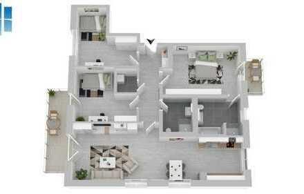 LiVING Salomon - Start - Oase Graphishes Viertel Zauberhafte 5 Raumwohnungen Reservieren Sie jetz