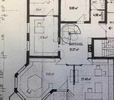 Gepflegte 3,5 Zimmer EG-Wohnung mit Balkon und Einbauküche in Horb am Neckar / Bestlage