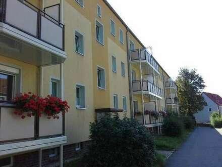 2-Raum-Wohnung mit Balkon am Rande vom schönen Sandberg