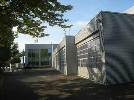 Bonn-Beuel, moderne Hallenfläche in repräsentativem Büro-/Hallenkomplex