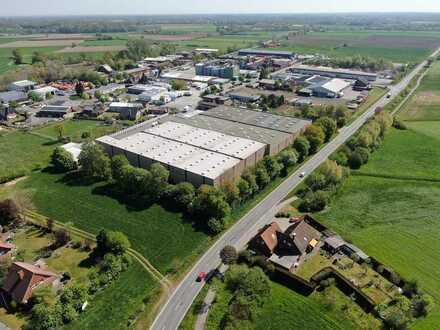 Logistikimmobilie in Warendorf