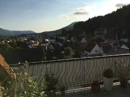 Schöne Maisonette mit Blick über Annweiler