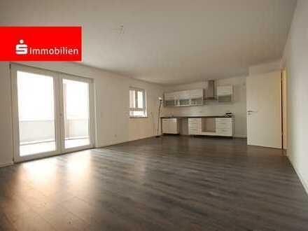 Moderne 3 Zi.-Wohnung mit traumhaftem Balkon