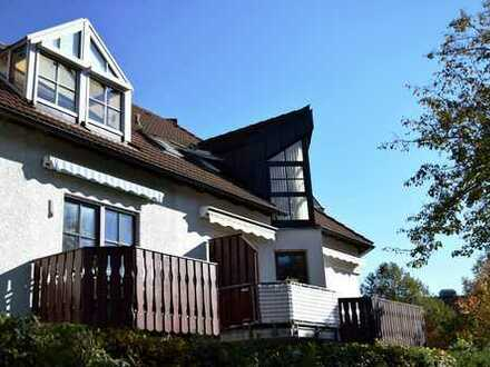 Mit extra Flair ++ 2,5 Zimmer Dachwohnung in Fürstenfeldbruck