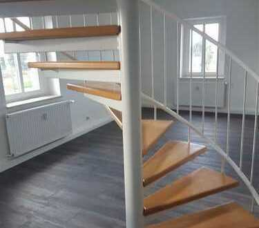 *frisch renovierte Maisonettewohnung nahe Markkleeberg *