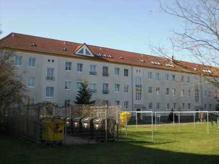 3-Raumwohnung mit Balkon und ohne Durchgangszimmer