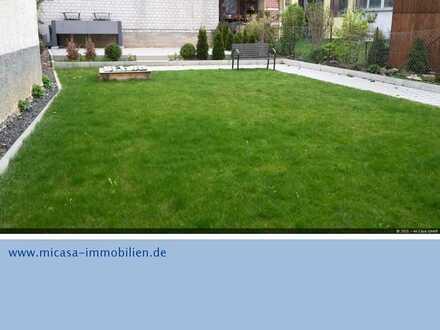 Neuwertige 5-Zimmer Wohnung mit ca. 125 m² Gartenanteil