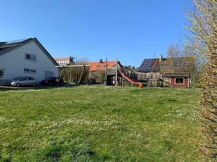 *** Baugrundstück in ruhiger und attraktiver Wohnlage von Weissach! ***